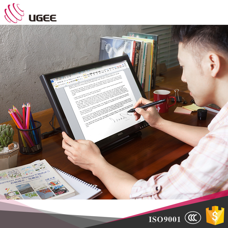 Ugee Tablet Monitor UG-1910B 5080 LPI 19 Inch Graphic Painting Monitor