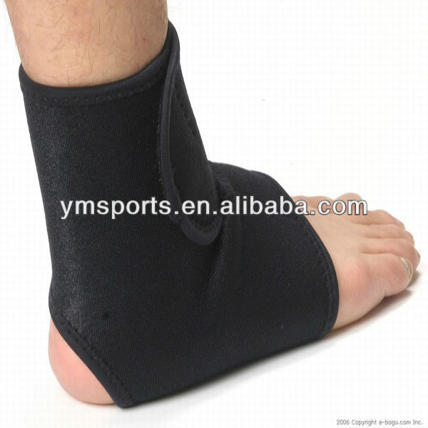 Neoprene waterproof ankle protector injure support ankle straps