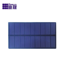 High efficiency Monocrystalline solar panel, flexible solar panel 1W 1.1W