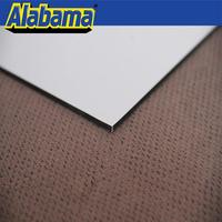 5mm interior wall decorative aluminum composite panel/acm panel, color shade cards