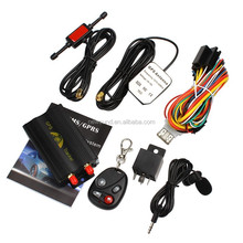 Realtime Auto Vehicle Car GPS Tracker No Sim Card TK103 GPS Device SOS Alarm LBS online gps sim card tracker free