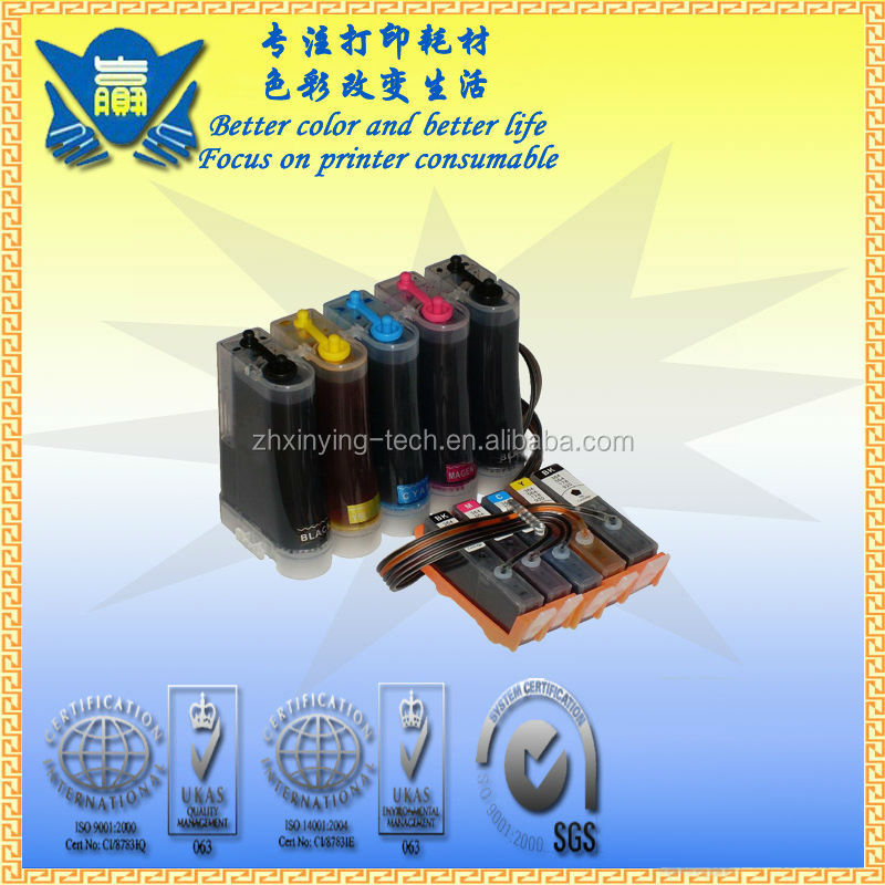 Supply continuous ink system ciss ink system for Canon MG5320