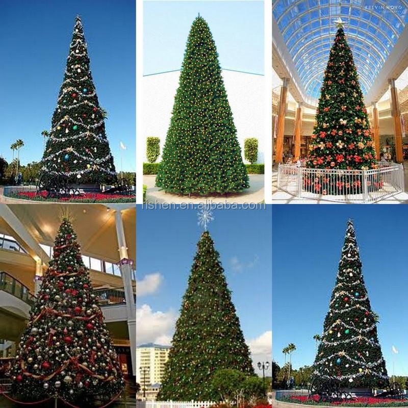 Factory sale christmas tree decoration 10 m giant outdoor for Giant outdoor christmas decorations