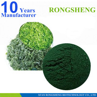 Selling factory price supply 100% pure organic spirulina powder for animals feed