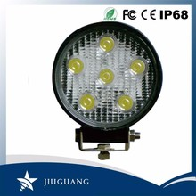 IP67 round portable 4.6 inch 18w led work light Off-road SUV RV Jeep Wrangler
