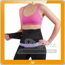 Dual Adjustable Waist Trimmer Belt for Back Lumbar and Core Support