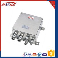 Customer Design IP65 Explosion Proof and Corrosion Proof All Plastic or Stainless Steel Junction Box