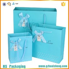 Personalized Birthday Party Bags Gfit paper Bags for gift packaging
