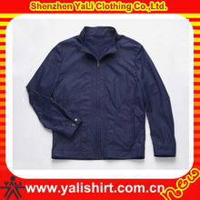 Custom fashion design comfort high quality casual fitness blank mens casual sport coats 2014