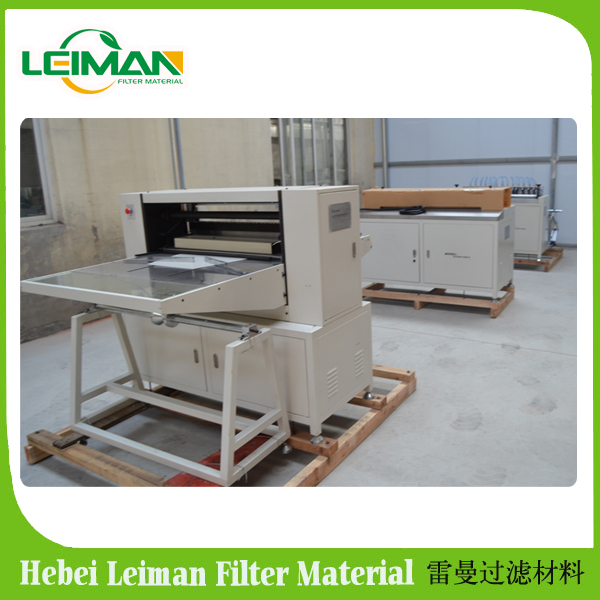 Automatic skirt pleating machine (LMCZ55-600-II) with low failure rate