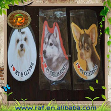 2015 free breeze smell personalised car air fresheners