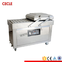 Economic vacuum packaging machine for small factories