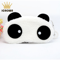 Cantoon Panda Eye Mask Light Proof