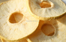 healthy natural snack vacuum fried VF dried apple crisps