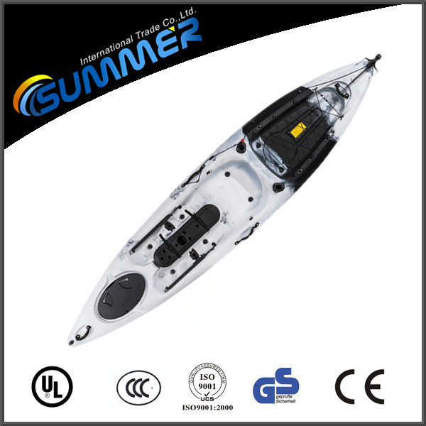 Manufacturer sale high quality ocean kayak 2 person canoe