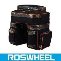 Double Rear Pannier Bag/Bike Bag For everyday and free time activites folding 14025 bike bags for air travel