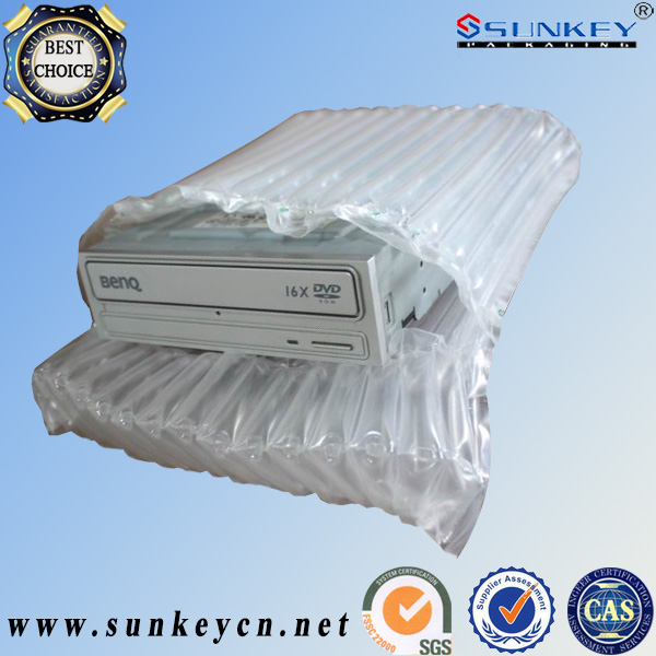 hot sale high barrier DVD air column bag made in China