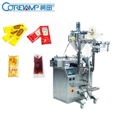 Factory Price Automatic Juice/Milk/Honey/Ketchup Liquid Sachet Packing Machine