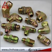 Industrial product klikkon brass iso 7241 a series hydraulic quick coupling