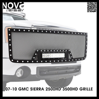 CAR GRILLS FOR SALE 07-10 GMC Sierra 2500HD 3500HD CAR MESH GRILLE