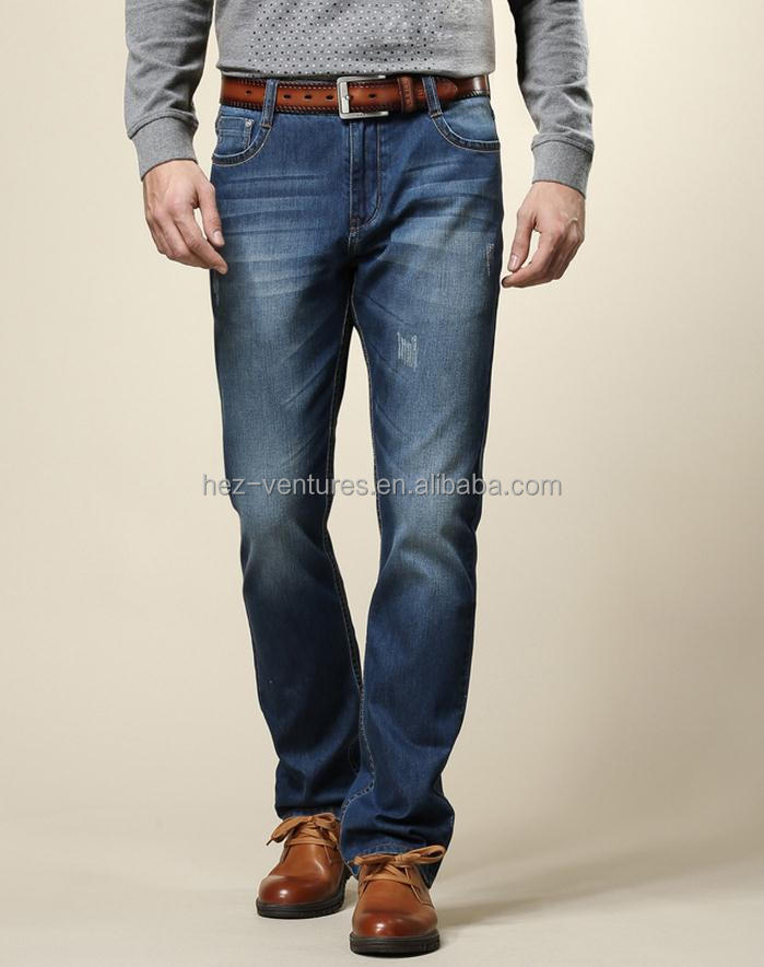 Indigo jeans Cheap Cinch energy men denim brand name jeans Skinny Fit Denim Jeans
