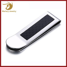 Magnetic Parts Titanium Mens Wallet Money Clip Hardware,Plastic Carbon Fiber Money Clip