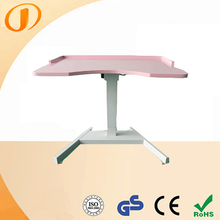High quality office furniture metal ergonomic height adjustment sit stand desk