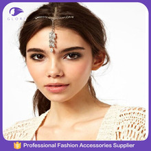 Wholesale indian wedding bridal jewelry/indian forehead jewelry