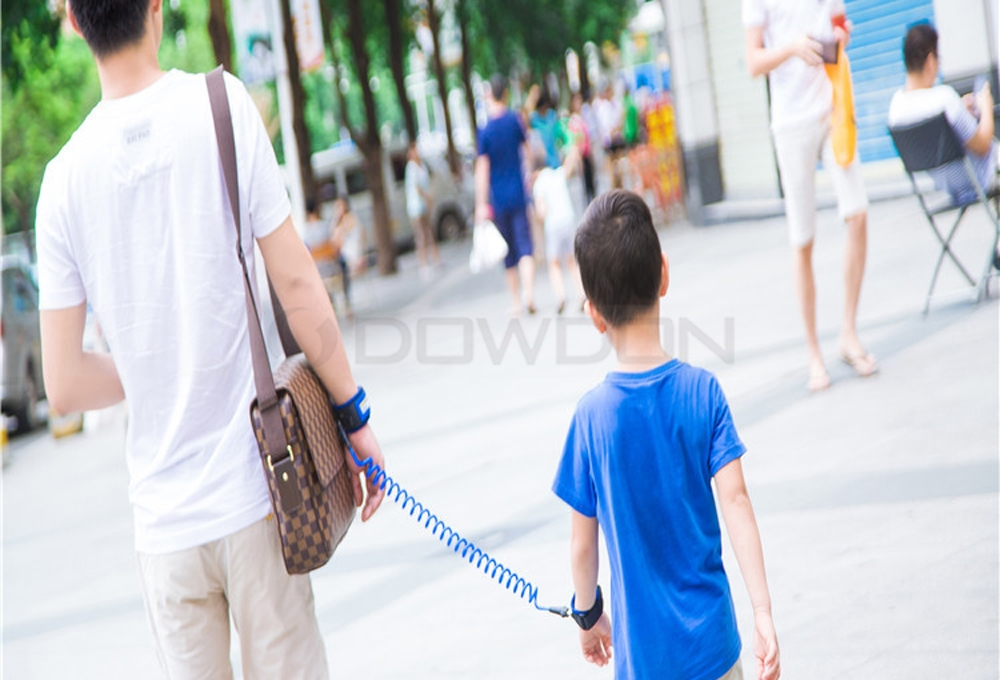 Kids Baby Safety Anti-lost Strap Walking Harness Toddler Wrist Band Leash Belt