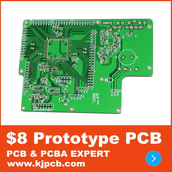 China Professional Industry PCB Teflon PCB Rogers PCB Board Manufacture