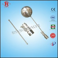 stainless steel floating ball valve