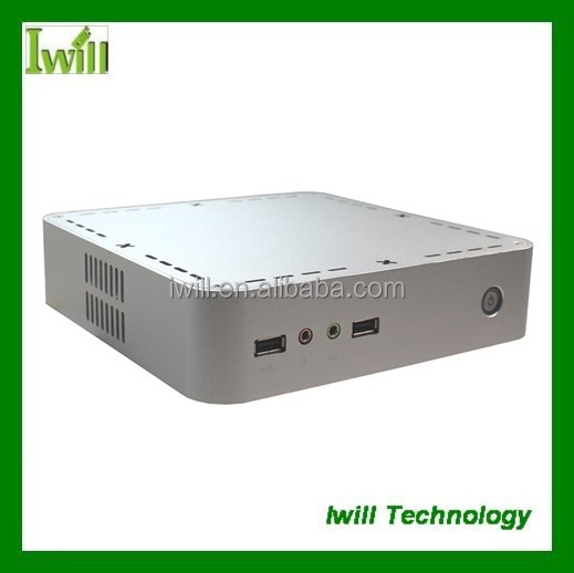 HTPC horizontal computer case S197-H47 with wifi 2.0USB