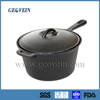 Hot Style Cooking Soup Stock Pot Cheap Cast Iron Saucepan