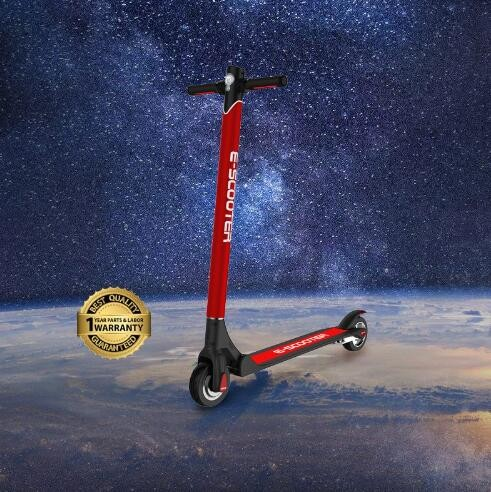 Patent Design Two Wheels Electric Kick Scooter Foldable Aluminum Alloy Scooter