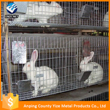 Best seller metal Used Rabbit Cages For Sale /commercial rabbit cages wholesale (Factory)