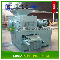 new design peanut hull charcoal briquette ball making machine