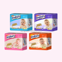 competitive price updated design baby diaper manufacturers in china