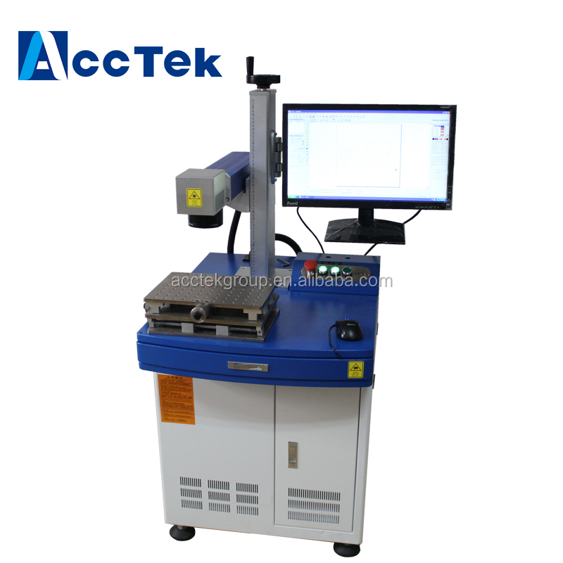 laser stretch mark machine fiber laser marking machine for sale laser wire marker