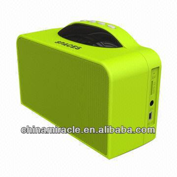 bluetooth speaker android docking station stereo portable amplified speaker