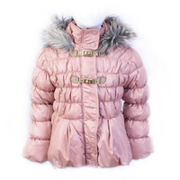 High Quality OEM Manufacturer Girl Jacket