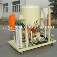 Used Transformer Oil Filter Machine For