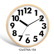 Home Decorative Gifts Item Wooden Desktop Clock