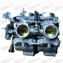 Motorcycle ATV Parts Carburetor PD26JS Twin carb For 250cc Engine