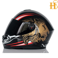 custom motorcycle racing helmet water transfer printing decals