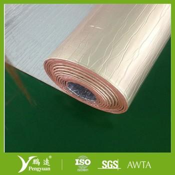 Floor Underlayment Adhesive Foam Insulation Buy Roof