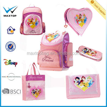6pcs New Style School Bag Set for Kids