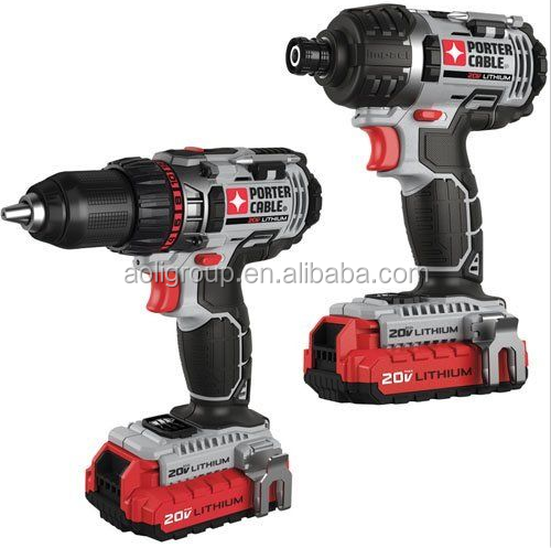 Lithium cordless drill hammer drill factory price