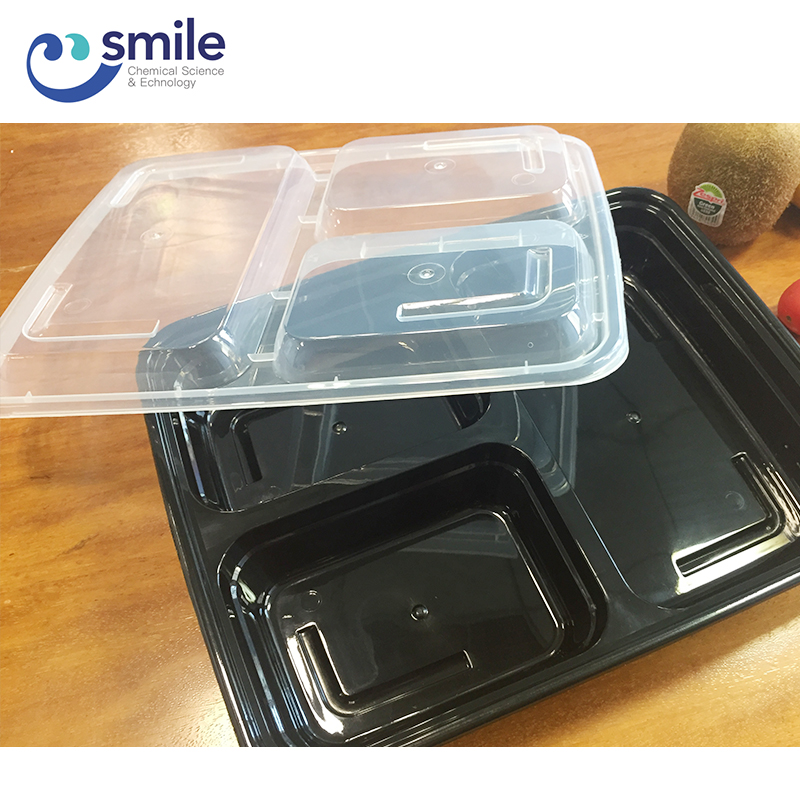 Upscale promotion fruit box custom lunch box fast food packaging box