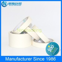 alibaba china supplier printed company logo crepe paper waterproof masking tape for car decoration