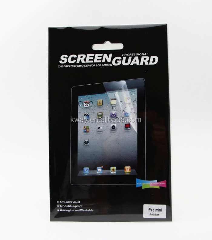 HD Clear or Anti-Glare Matte Screen Protector for iPad mini and ipad mini 2